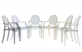 images/fabrics/KARTELL/chair/Louis Ghost/1